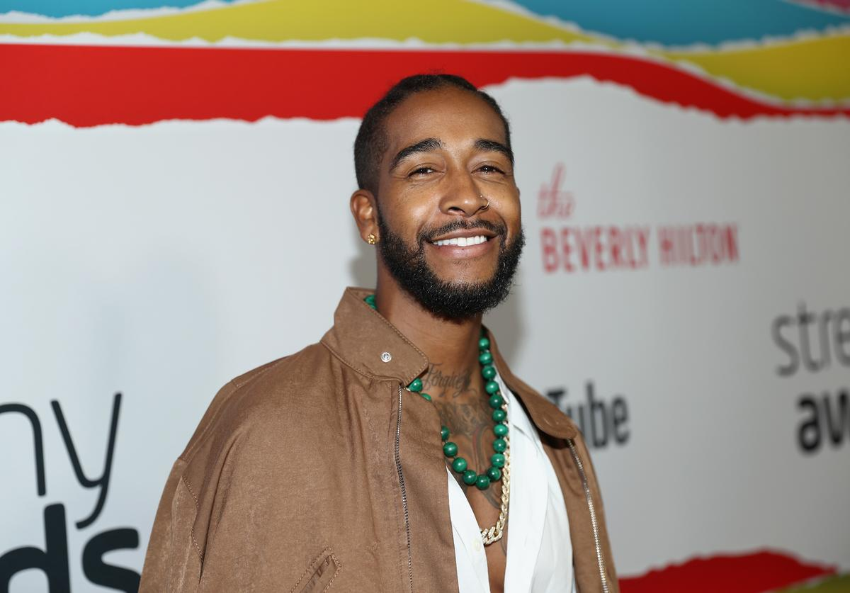 Omarion attends The 8th Annual Streamy Awards at The Beverly Hilton Hotel on October 22, 2018 in Beverly Hills, California.