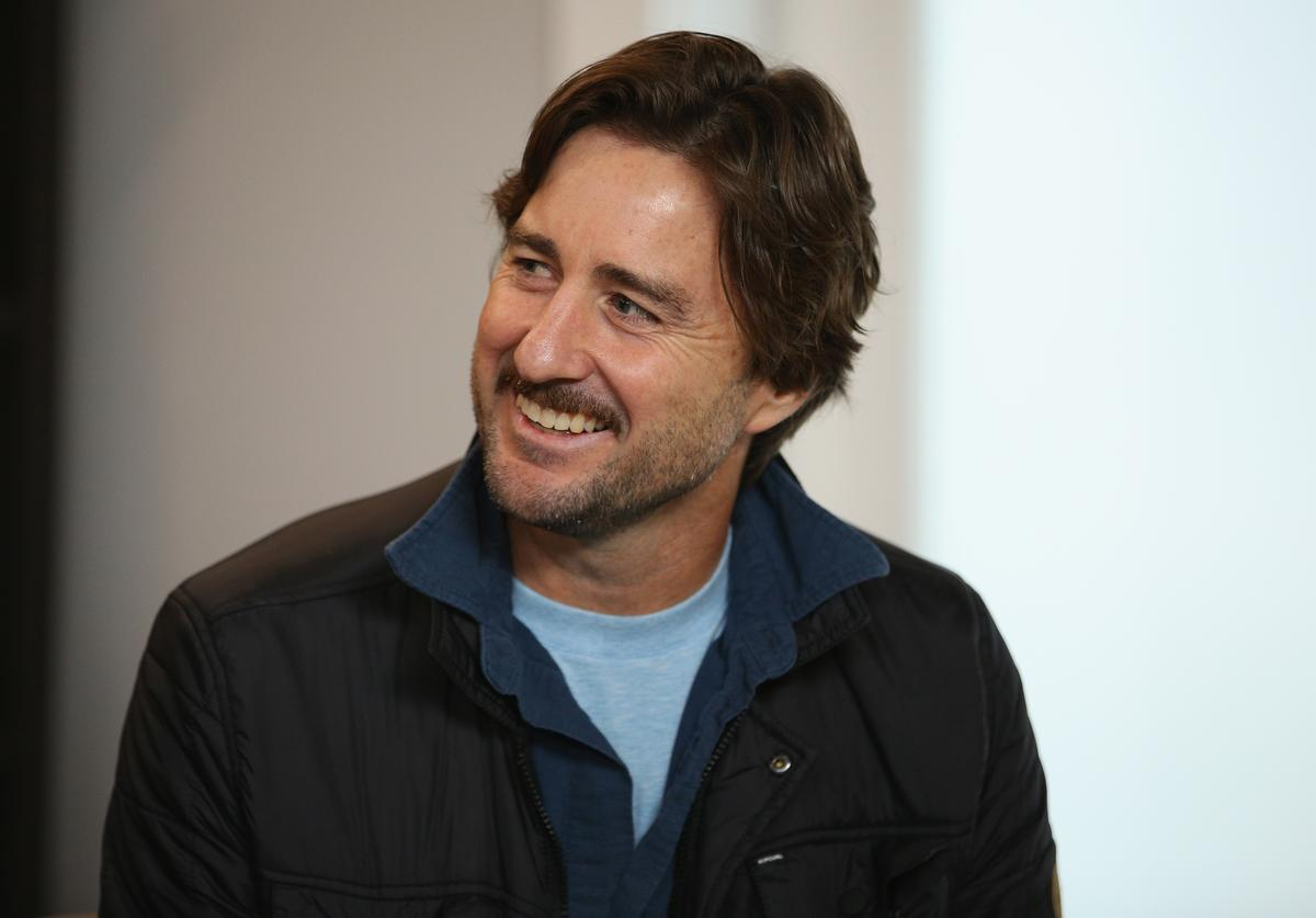Actor Luke Wilson of 'Arizona' attends The IMDb Studio and The IMDb Show on Location at The Sundance Film Festival on January 20, 2018 in Park City, Utah.