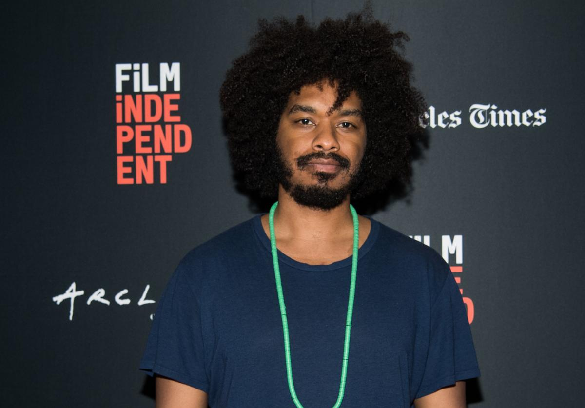 Terence Nance attends the 2018 LA Film Festival - Screening of 'Random Acts of Flyness' at Writers Guild Theater on September 22, 2018 in Beverly Hills, California.