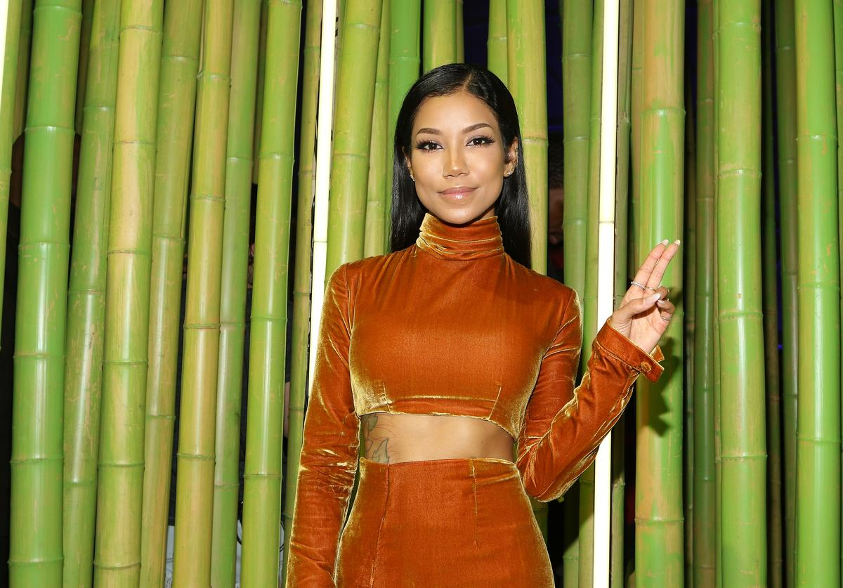 Jhene Aiko attends her TRIP exhibit powered by Samsung at Faena Beach Dome on December 5, 2017 in Miami Beach, Florida
