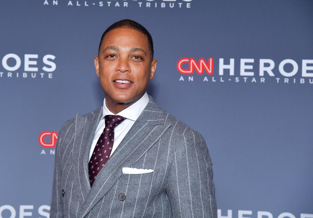 Don Lemon attends the 12th Annual CNN Heroes: An All-Star Tribute at American Museum of Natural History on December 9, 2018 in New York City