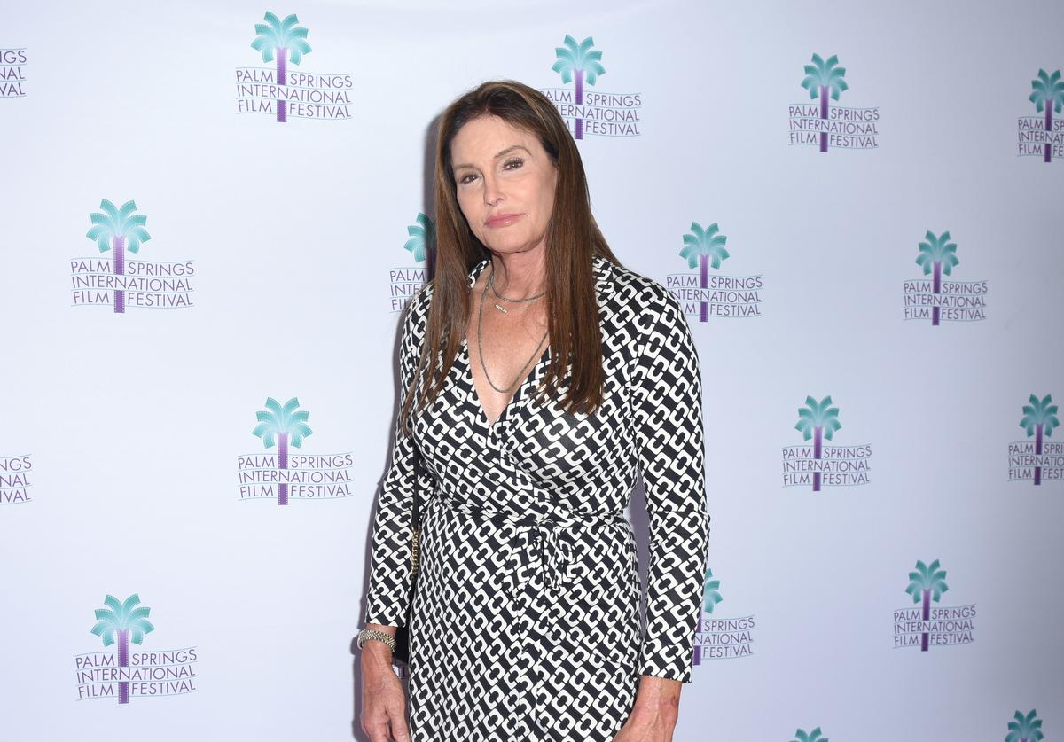 Caitlyn Jenner attends the 30th Annual Palm Springs International Film Festival on January 11, 2019 in Palm Springs, California