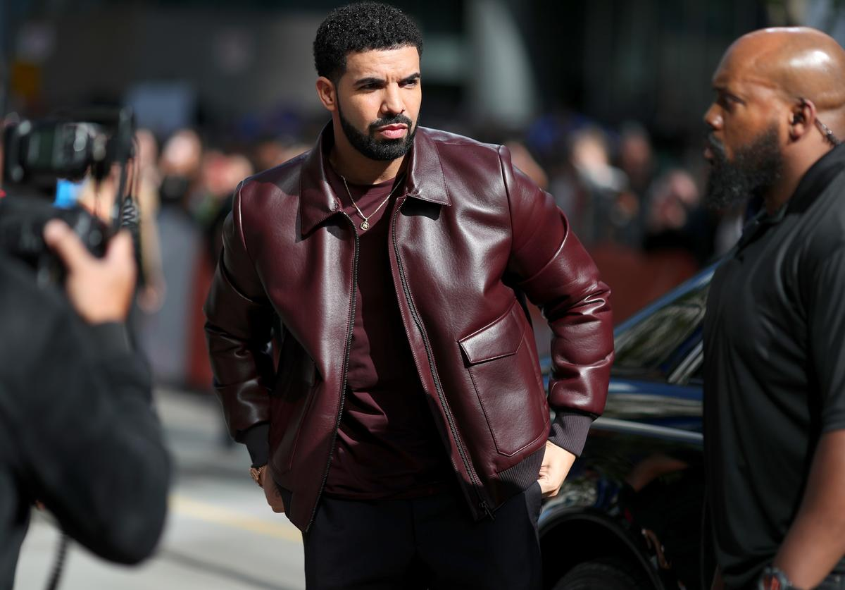 Drake attends 'The Carter Effect' premiere during the 2017 Toronto International Film Festival at Princess of Wales Theatre on September 9, 2017 in Toronto, Canada