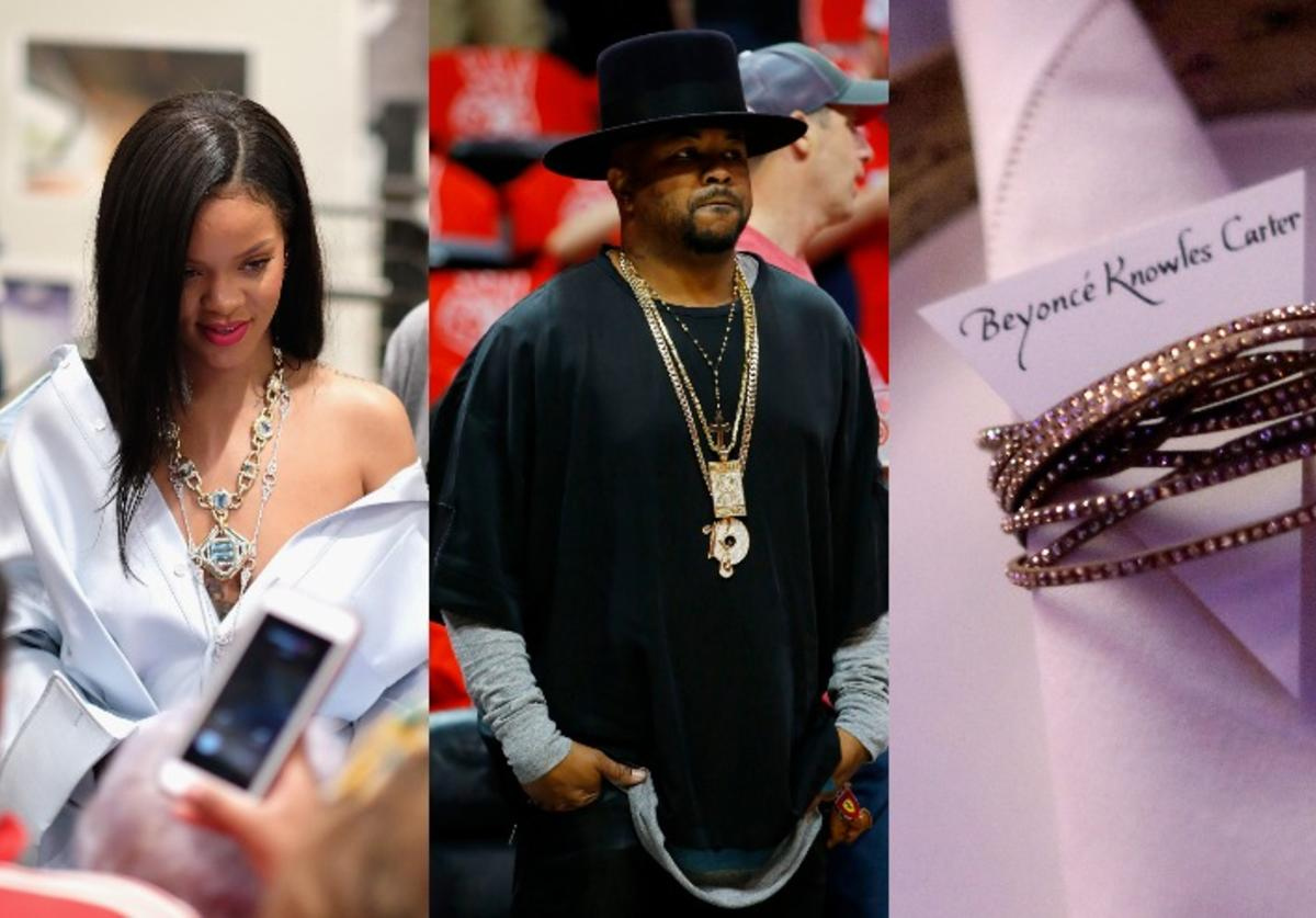 Rihanna, Beyonce & The-Dream