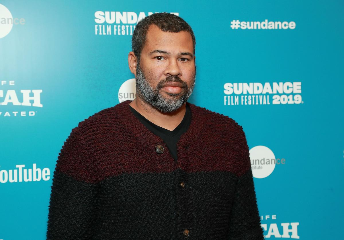 Executive Producer Jordan Peele attends the 'Lorena' Premiere during the 2019 Sundance Film Festival at Egyptian Theatre on January 29, 2019 in Park City, Utah.