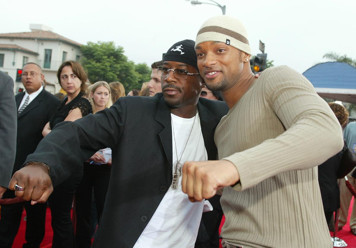 Martin Lawrence & Will Smith