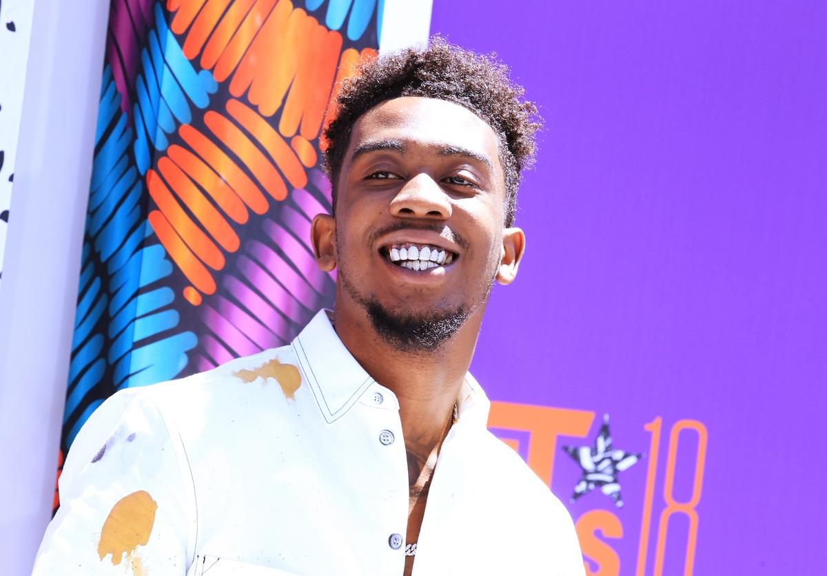 Desiigner attends the 2018 BET Awards at Microsoft Theater on June 24, 2018 in Los Angeles, California.