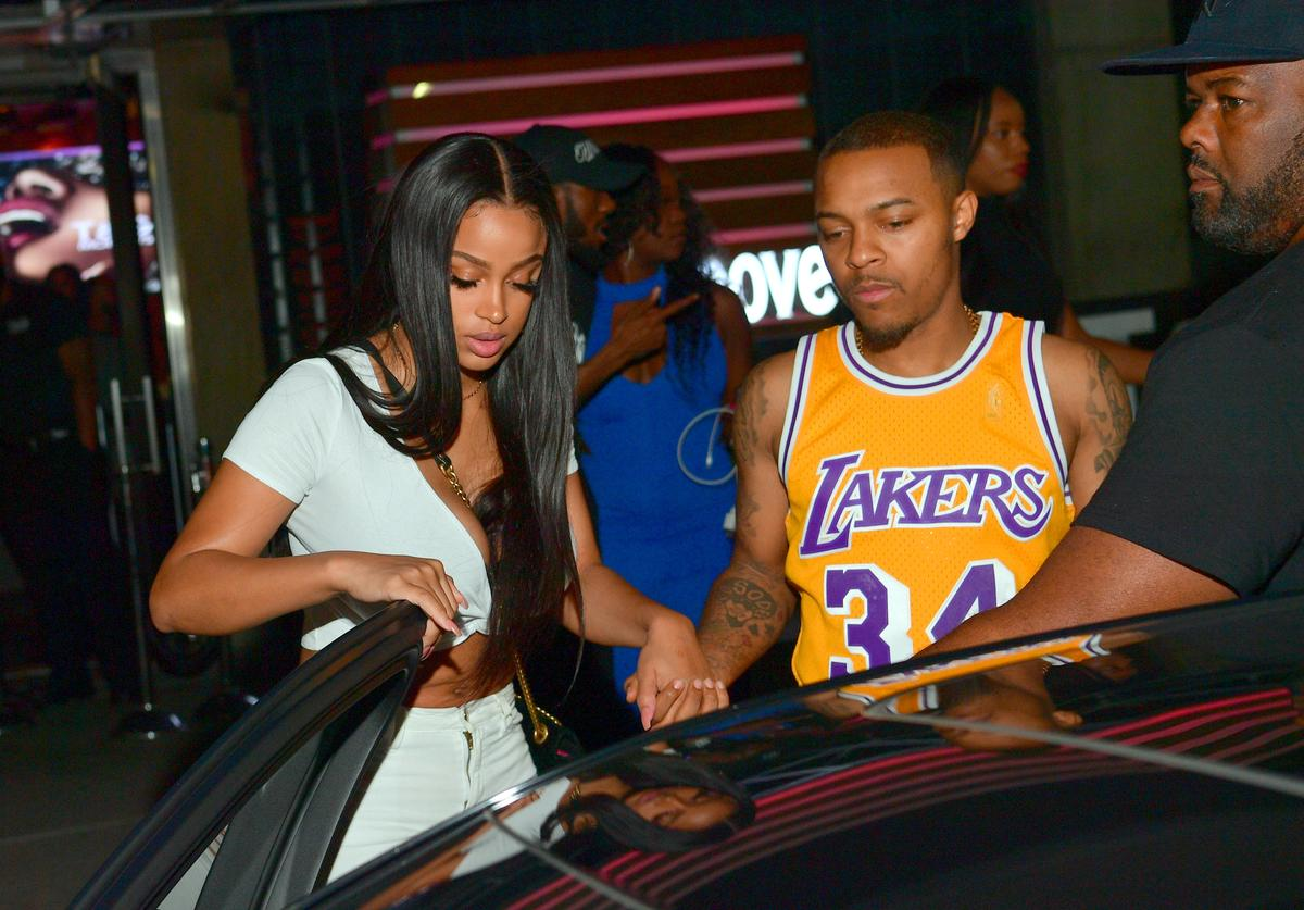Bow Wow & Leslie