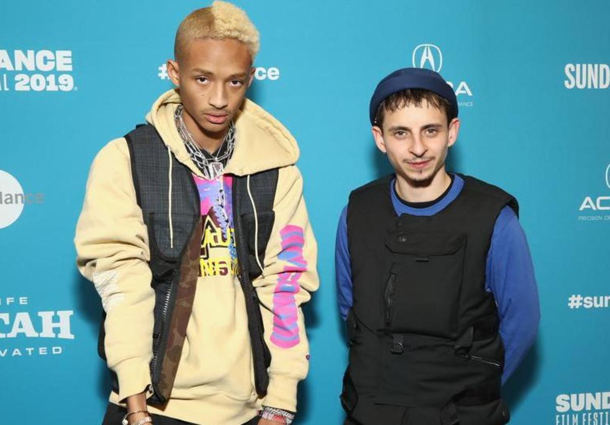 Jaden Smith and Moises AriaRich Fury/Getty Images