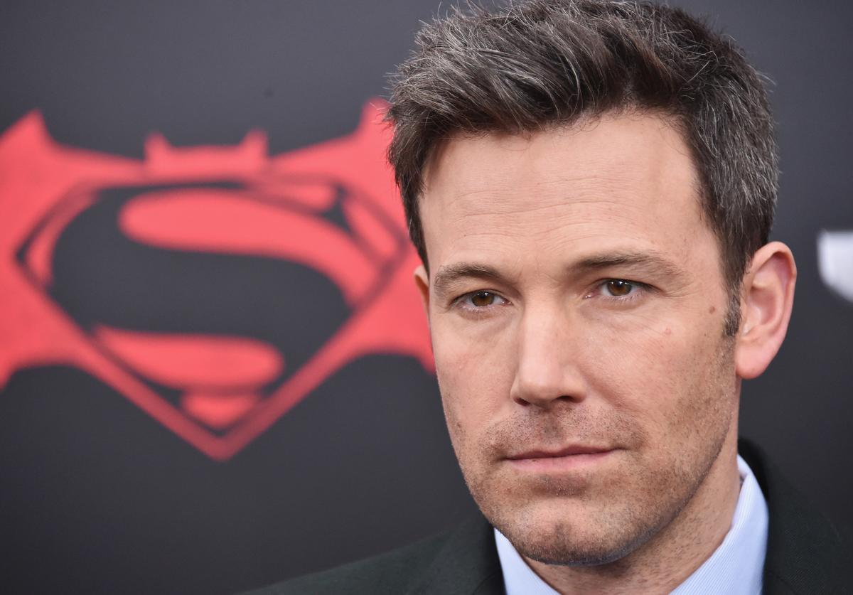 Ben Affleck attends The 'Batman V Superman: Dawn Of Justice' New York Premiere at Radio City Music Hall on March 20, 2016 in New York City
