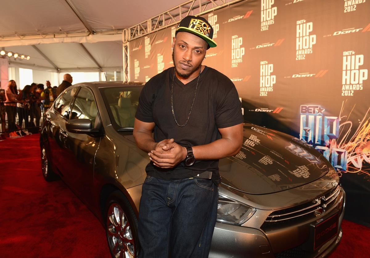 Mystikal attends the 2012 BET Hip Hop Awards at Boisfeuillet Jones Atlanta Civic Center on September 29, 2012 in Atlanta, Georgia.