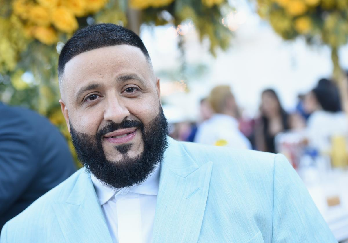 DJ Khaled attends 2019 Roc Nation THE BRUNCH on February 9, 2019 in Los Angeles, California