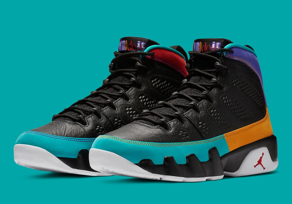 "Air Jordan 9 ""Dream It Do It"""