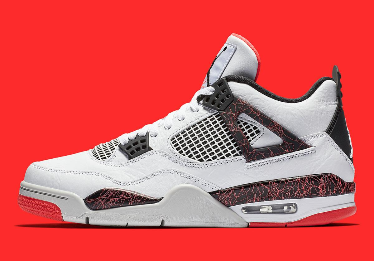 "Air Jordan 4 ""Hot Lava"""