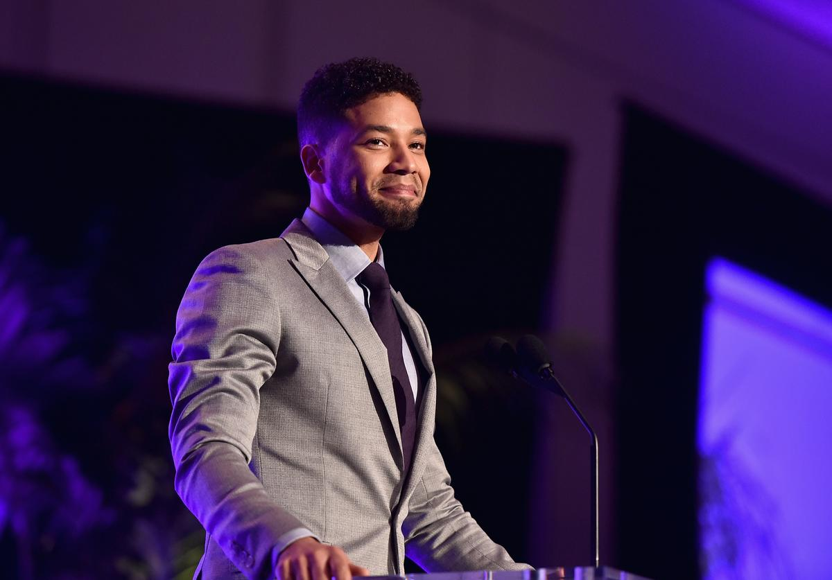 Jussie Smollett attends the 47th NAACP Image Awards Non-Televised Awards Ceremony on February 4, 2016 in Pasadena, California