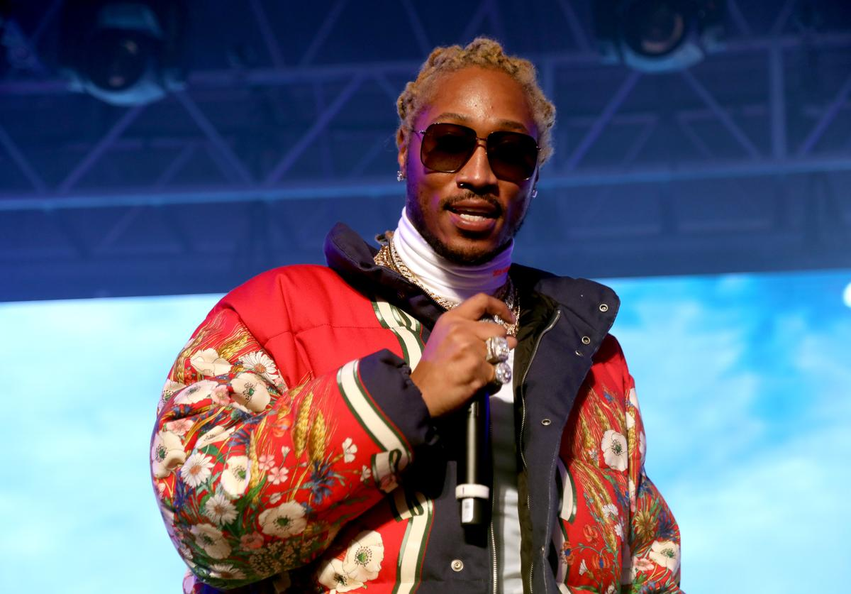 Future performs at The Maxim Big Game Experience at The Fairmont on February 02, 2019 in Atlanta, Georgia