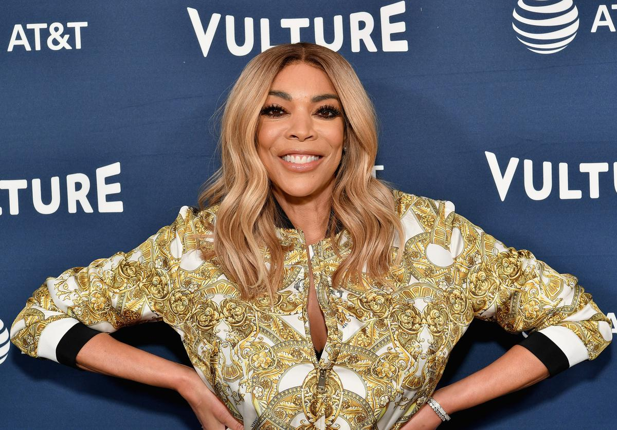 Wendy Williams attends the Vulture Festival Presented By AT&T - Milk Studios, Day 1 at Milk Studios on May 19, 2018 in New York City