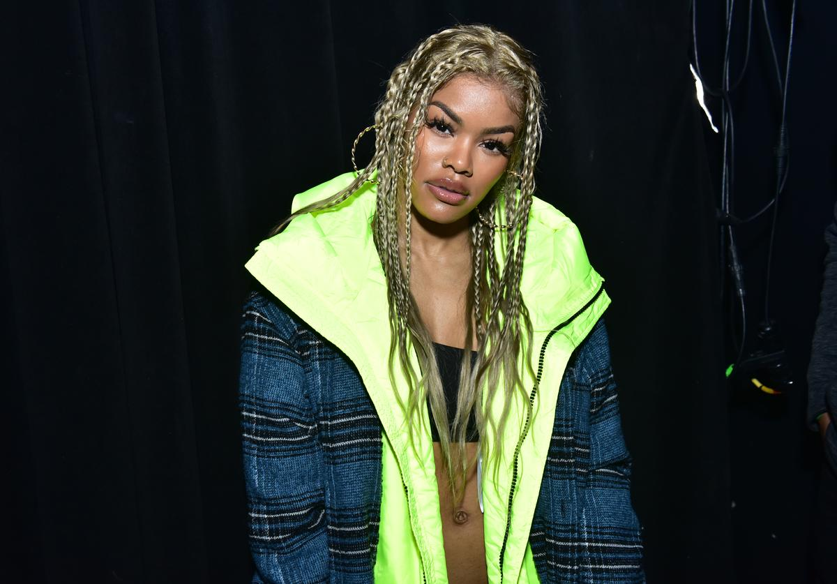 Teyana Taylor attends 'Diesel x Boiler Room: Another Basel Event' during Art Basel at 1306 Miami on December 06, 2018 in Miami, Florida