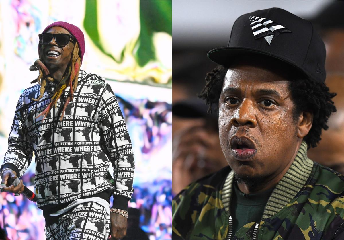 Lil Wayne almost signed to Jay-Z