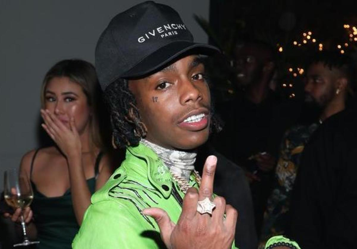 YNW Melly attends Murda Beatz 25th Birthday + GRAMMY Celebration on February 08, 2019 in West Hollywood, California