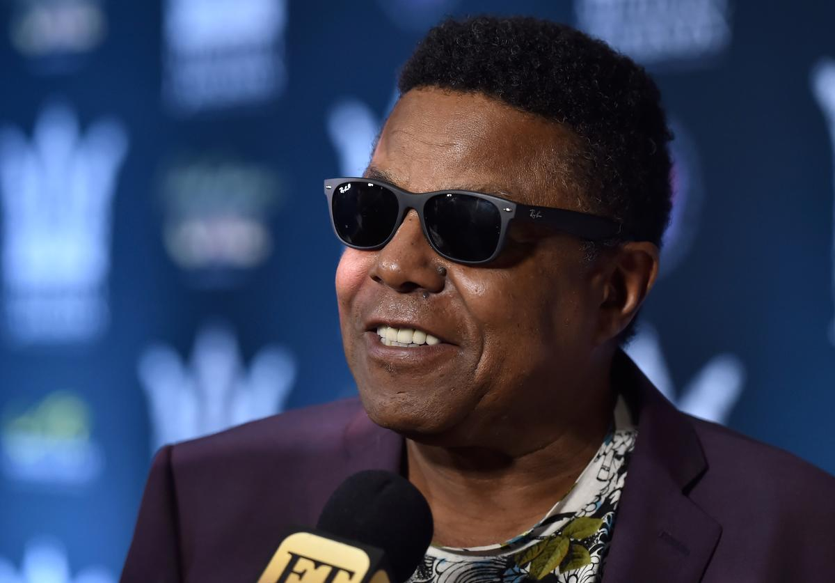 Tito Jackson attends the Michael Jackson diamond birthday celebration at Mandalay Bay Resort and Casino on August 29, 2018 in Las Vegas, Nevada.