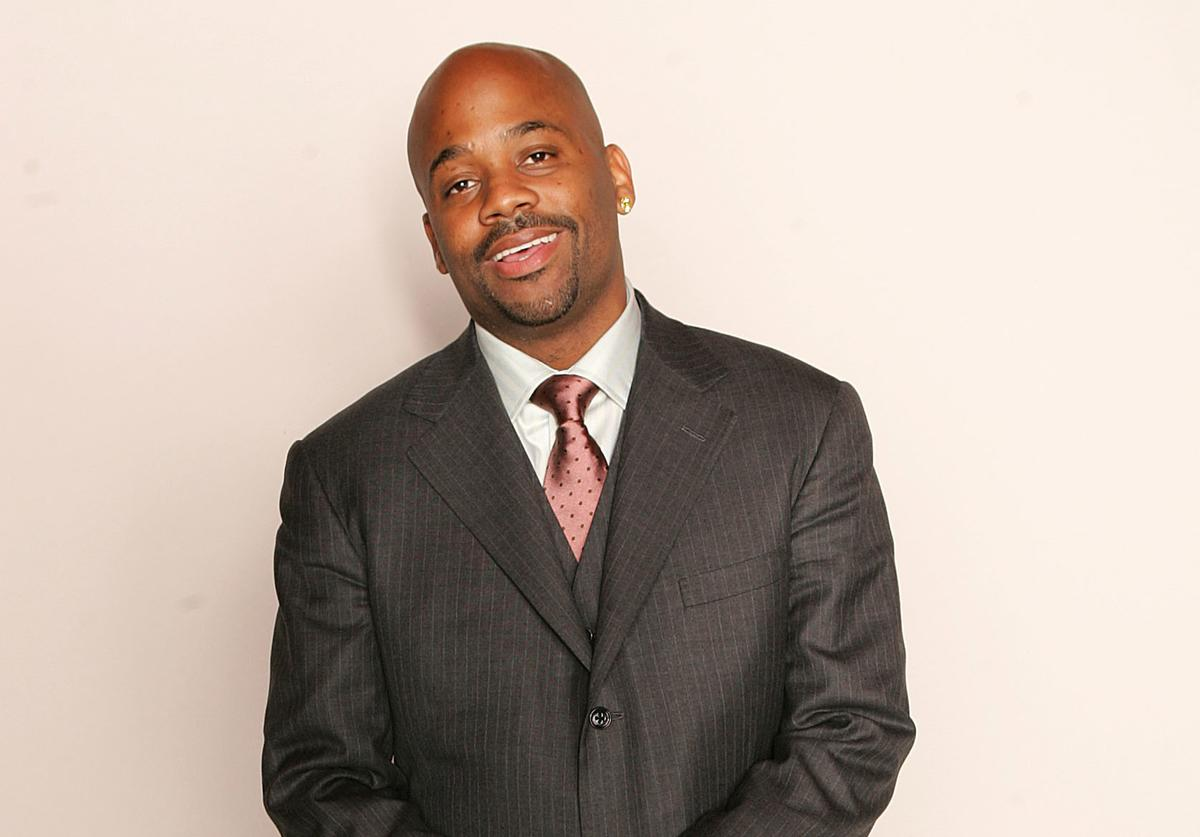 Damon Dash, CEO of Roc-A-Wear