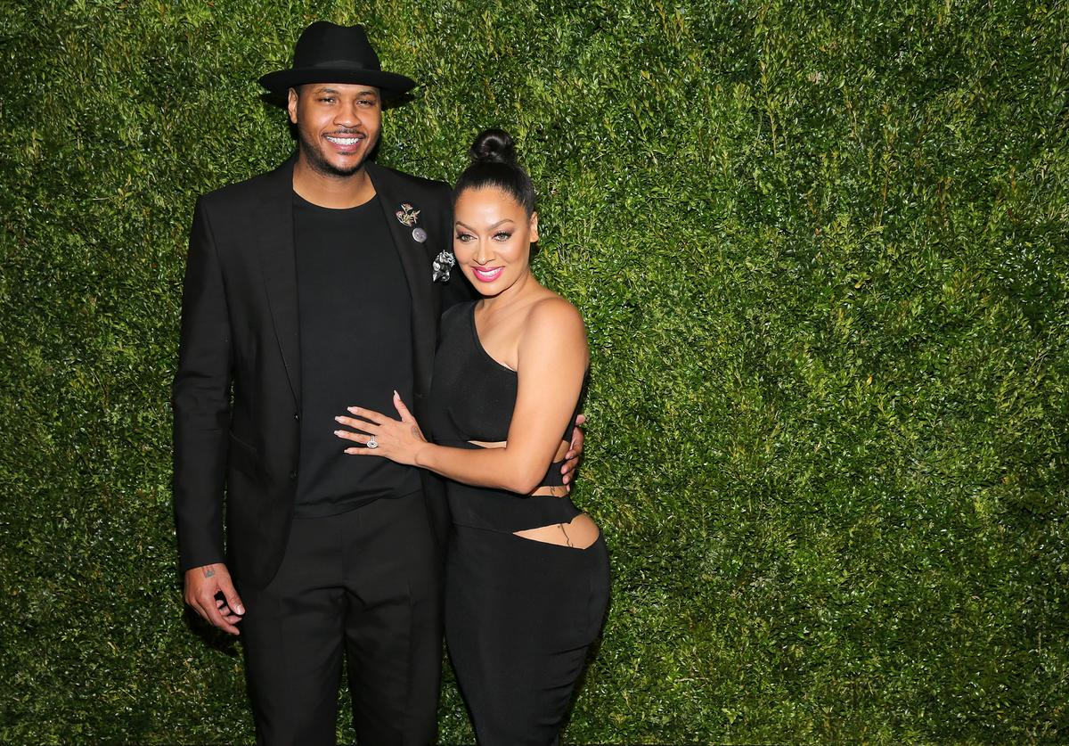Carmelo Anthony, Lala Anthony