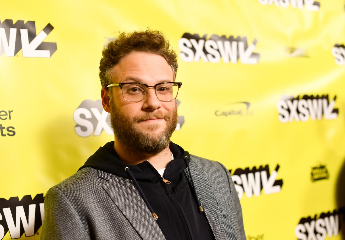 Seth Rogen attends the 'Good Boys' Premiere 2019 SXSW Conference and Festivals at Paramount Theatre on March 11, 2019 in Austin, Texas.