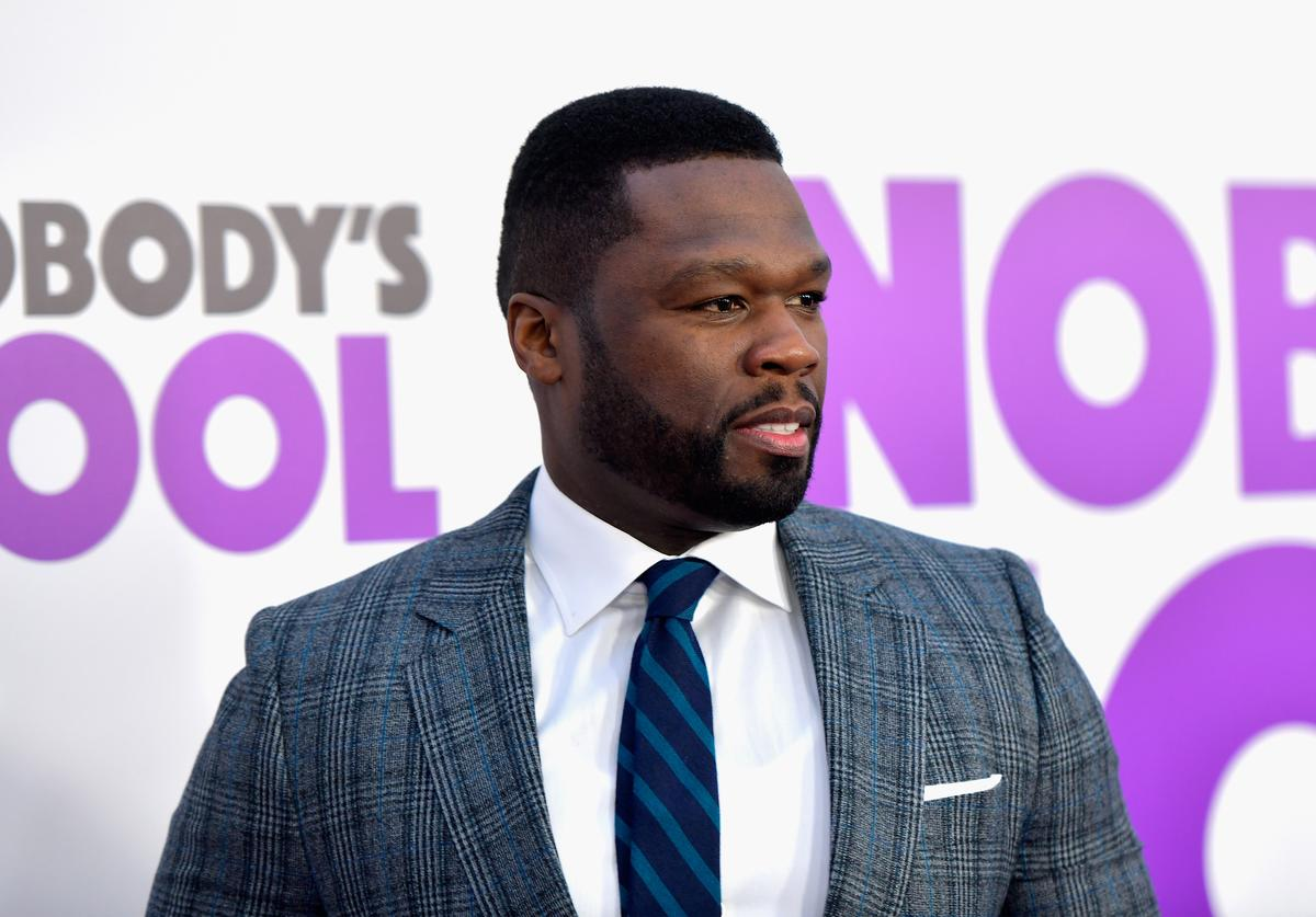 Curtis '50 Cent' Jackson attends the world premiere of 'Nobody's Fool' at AMC Lincoln Square Theater on October 28, 2018 in New York, New York.