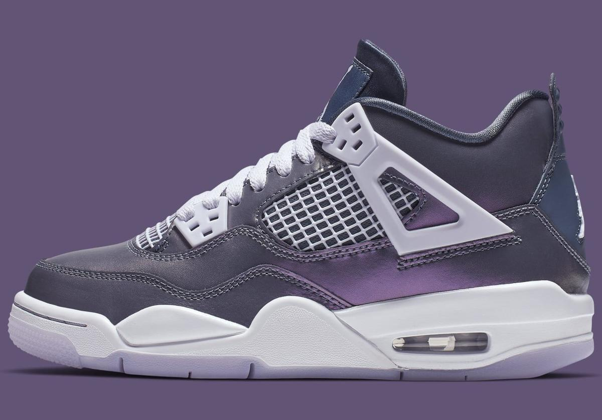 "Air Jordan 4 ""Monsoon Blue"""