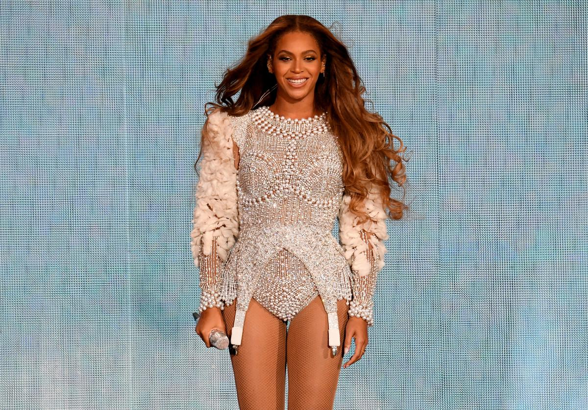 Beyonce performs onstage during the 'On the Run II' Tour at NRG Stadium on September 15, 2018 in Houston, Texas