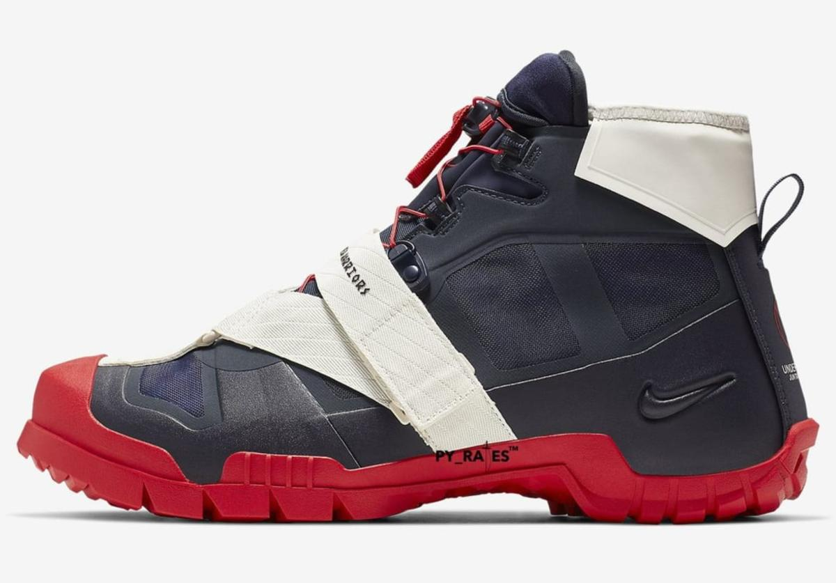 Undercover x Nike SFB Mountain Boot