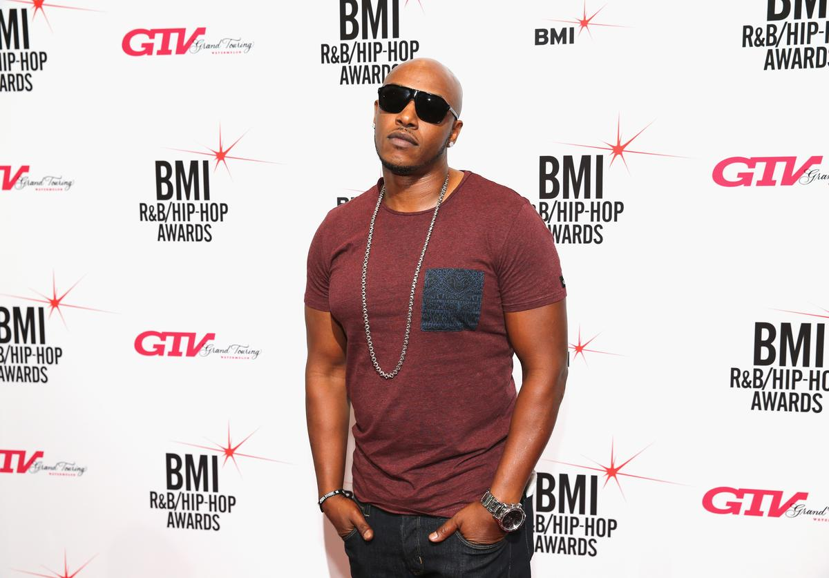 Mystikal attends the 2013 BMI R&B/Hip-Hop Awards at Hammerstein Ballroom on August 22, 2013 in New York City.