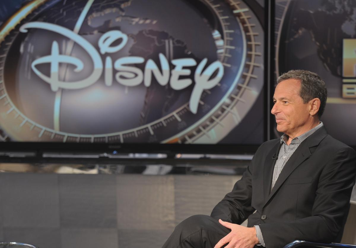 Disney CEO Robert Iger visits FOX Business Network's 'Markets Now' at FOX Studios on September 24, 2013 in New York City