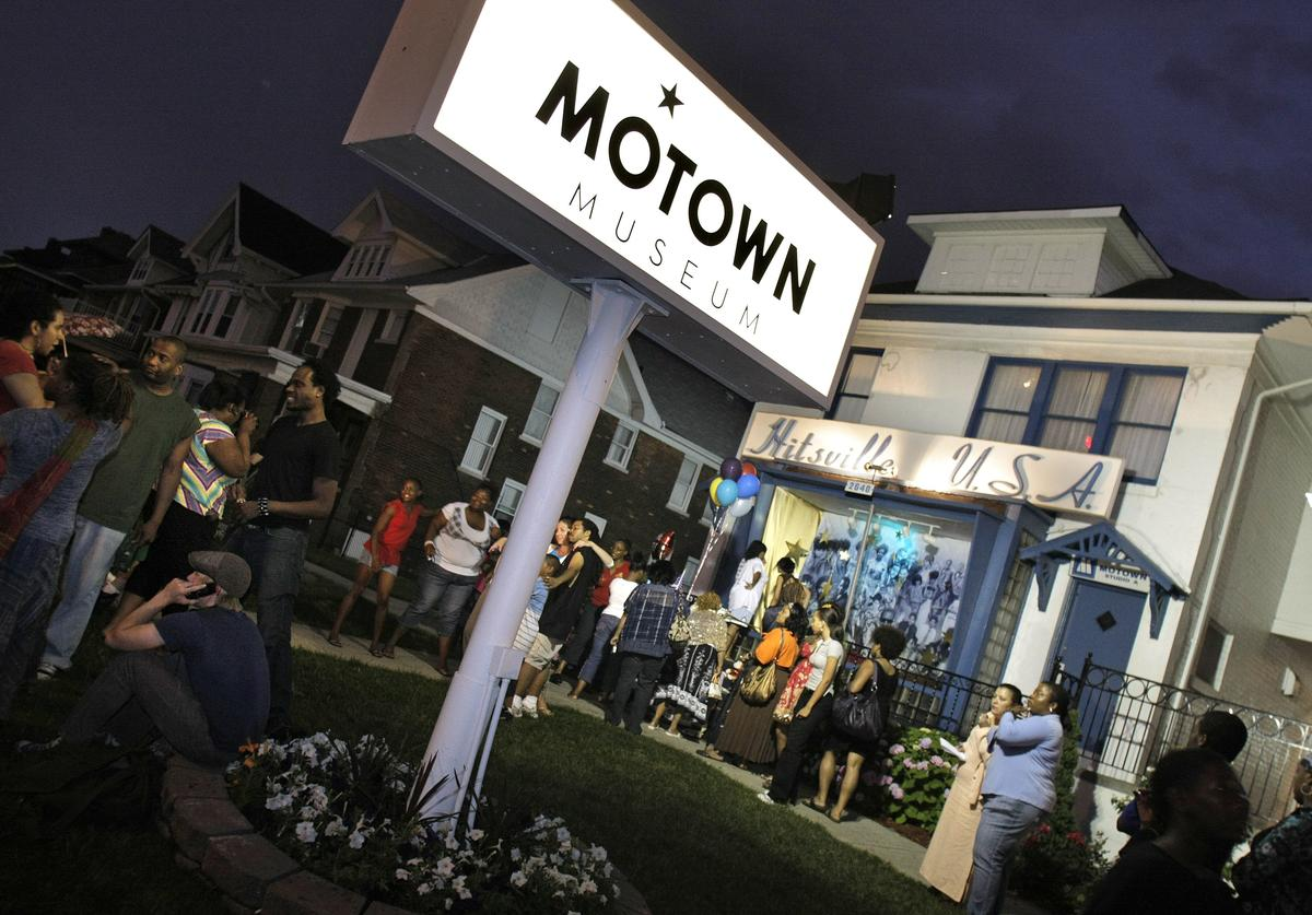 Hitsville USA, Motown Records