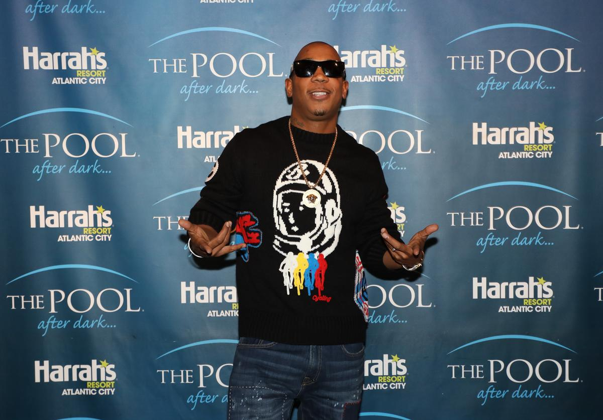 Ja Rule performs at The Pool After Dark at Harrah's Resort on Wednesday November 21, 2018 in Atlantic City, New Jersey