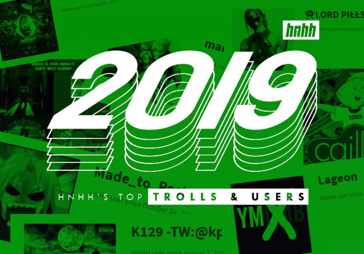HNHH's Top Users of 2019