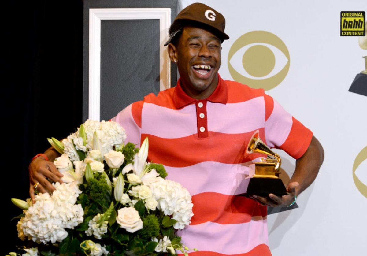 Tyler the Creator wins at The Grammys 2020