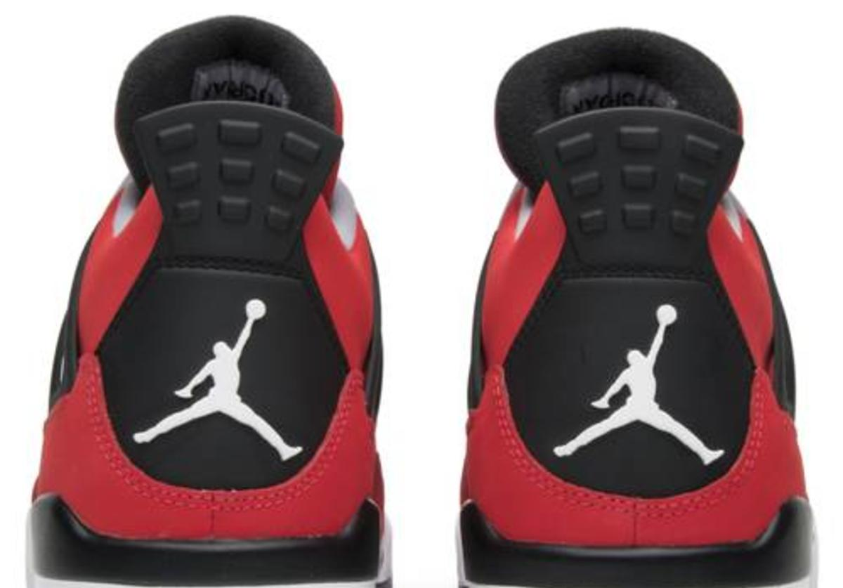 Carmelo Anthony x Air Jordan 4 Red Suede Resembles Classic Toro Bravo Colorway