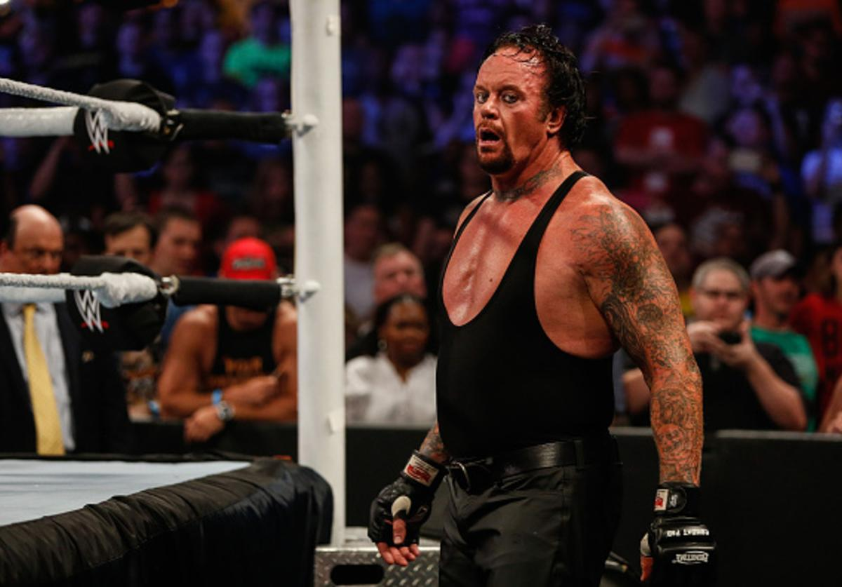 WWE's The Undertaker