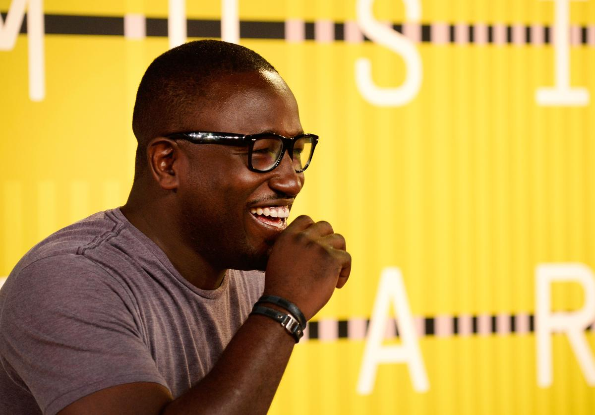 Hannibal Buress at 2015 MTV VMA's.
