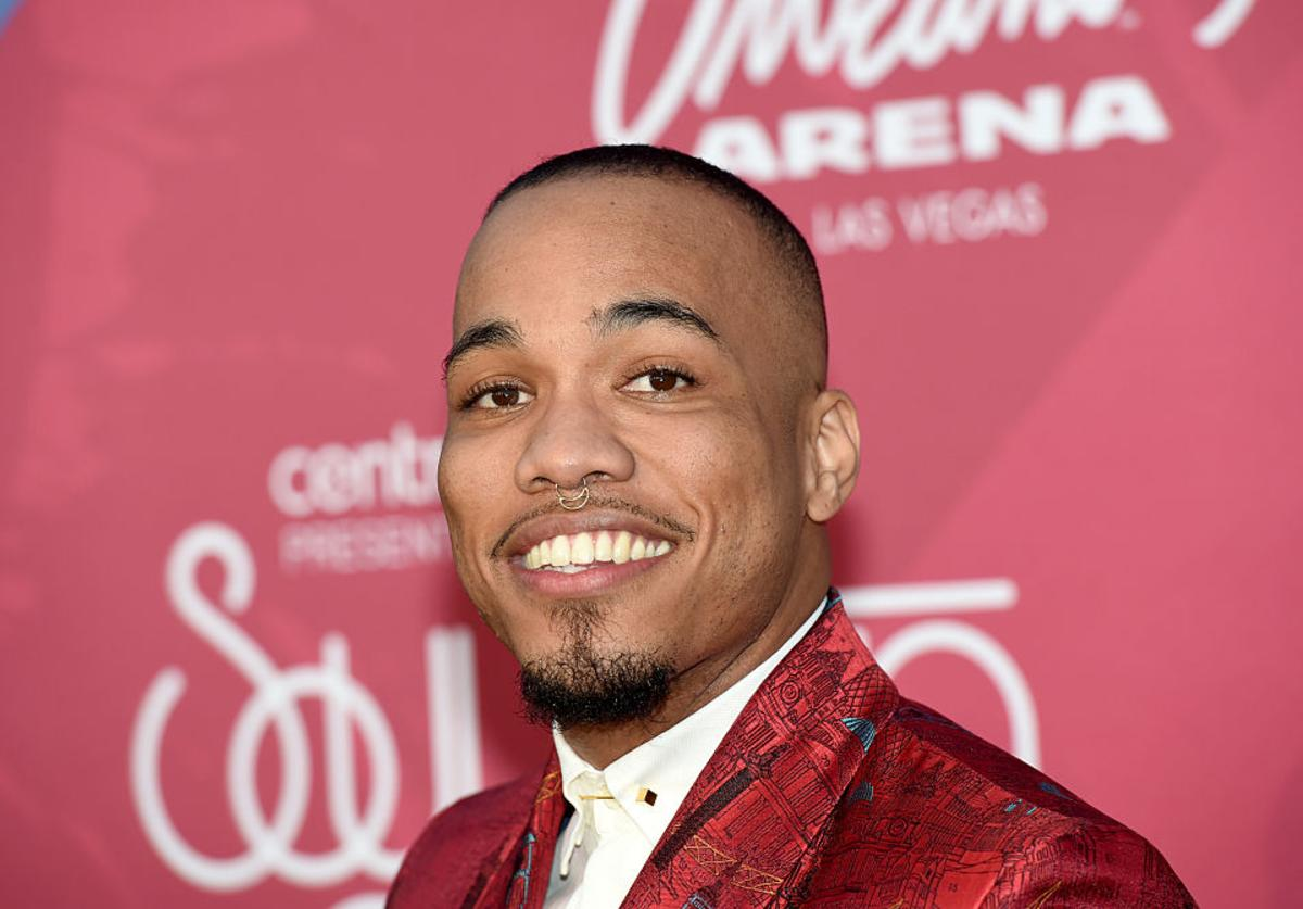 Anderson .Paak attends the 2016 Soul Train Music Awards at the Orleans Arena on November 6, 2016 in Las Vegas, Nevada.