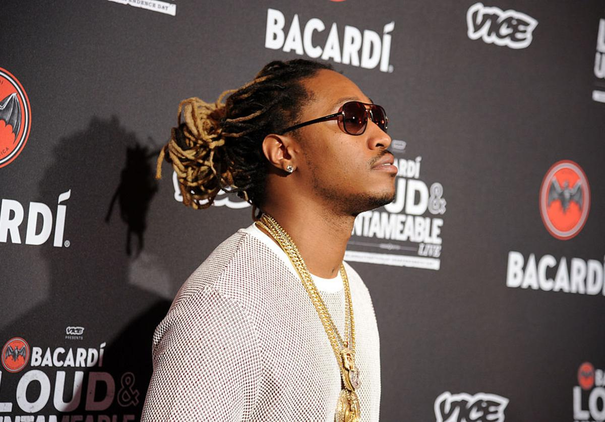 Future attends Cuban Independence Day celebration hosted by VICE and Barcardi at Weylin B. Seymour's on May 20, 2014 in New York City.