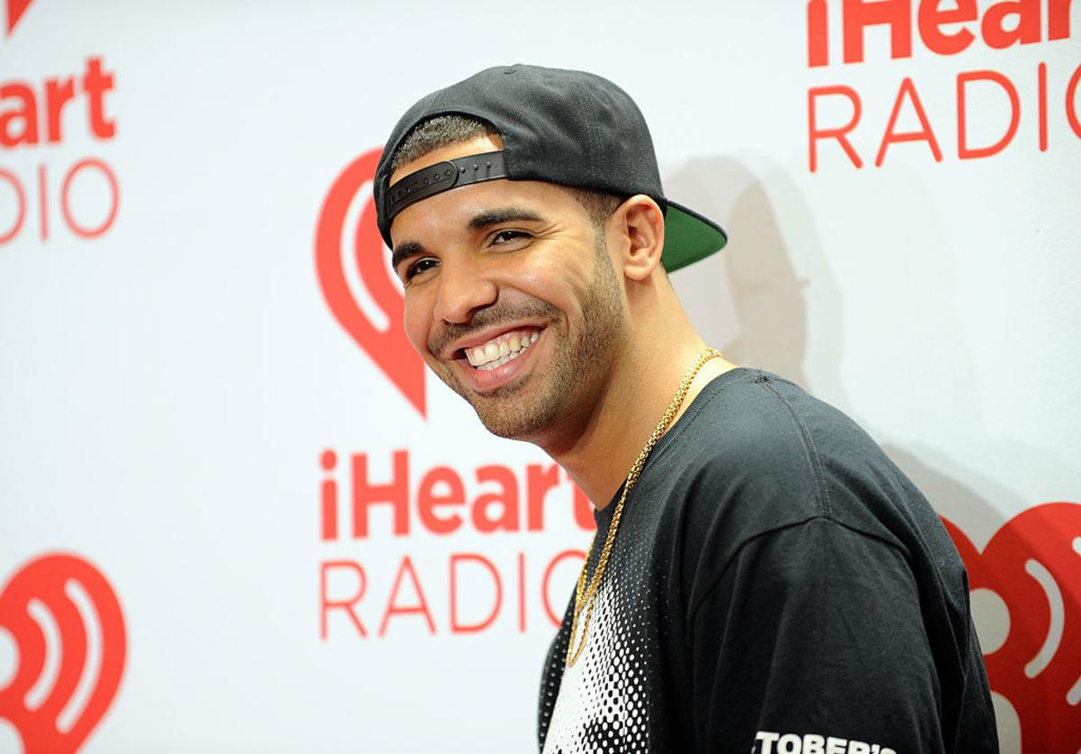 Drake attends the iHeartRadio Music Festival at the MGM Grand Garden Arena on September 21, 2013 in Las Vegas, Nevada.