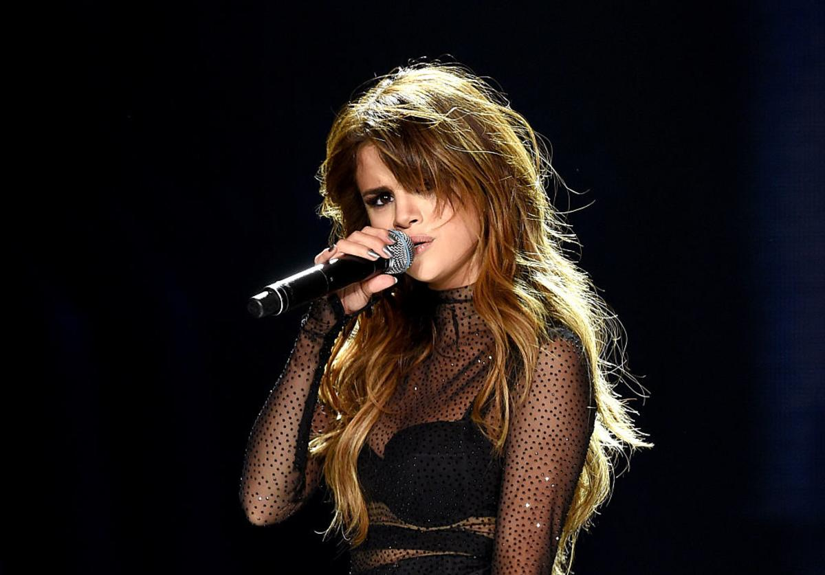 Selena Gomez performs at Staples Center on July 8, 2016 in Los Angeles, California.