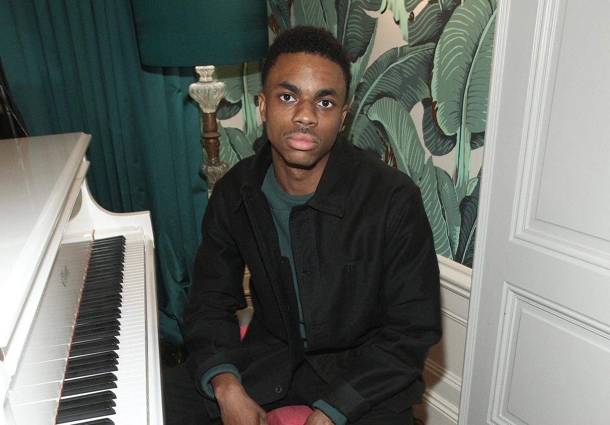 Vince Staples at Def Jam Toasts the Grammy's