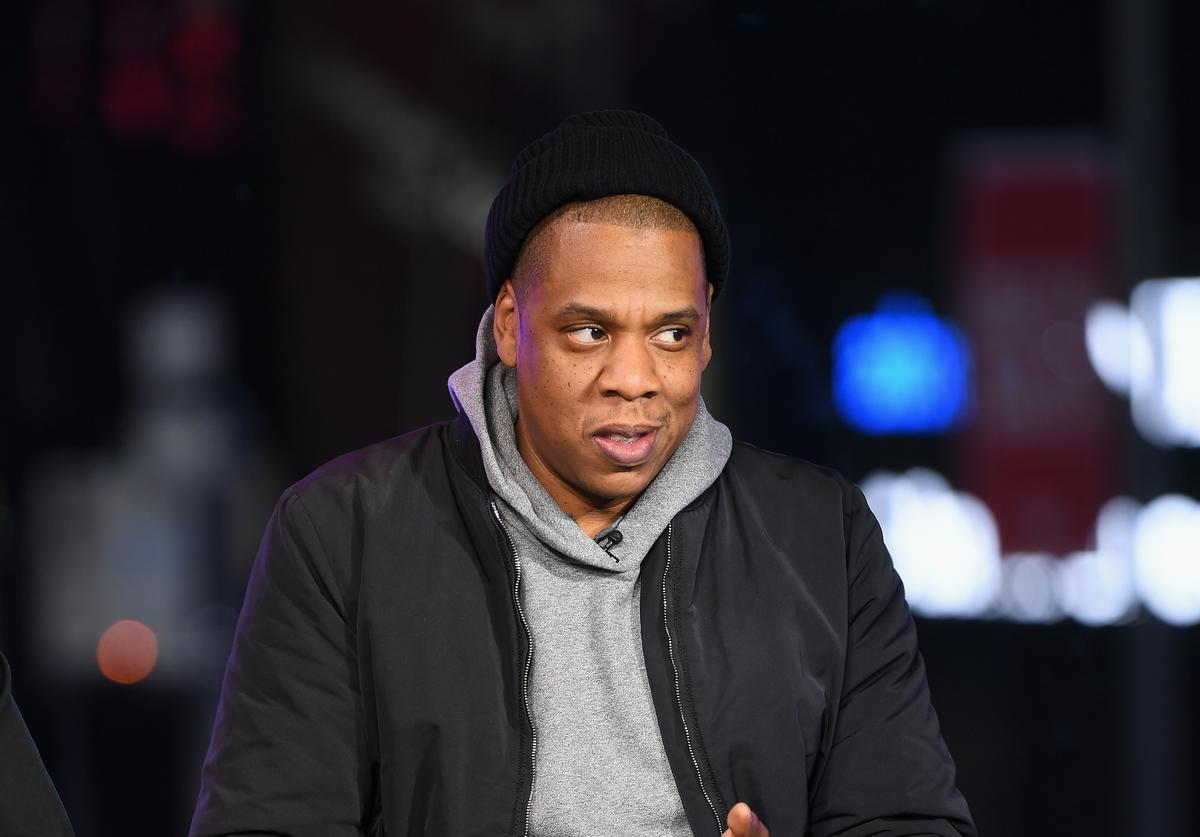 Jay Z speaks at TIME AND PUNISHMENT: A Town Hall Discussion