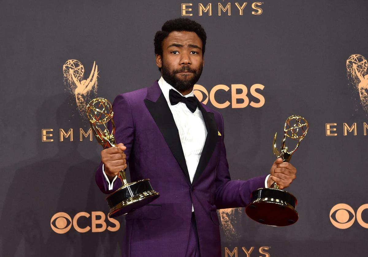 Donald Glover wins two Emmys 2017