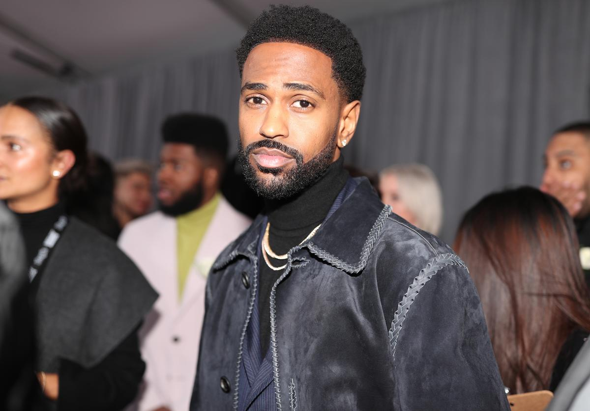 Recording artist Big Sean qattends the 60th Annual GRAMMY Awards at Madison Square Garden on January 28, 2018 in New York City.