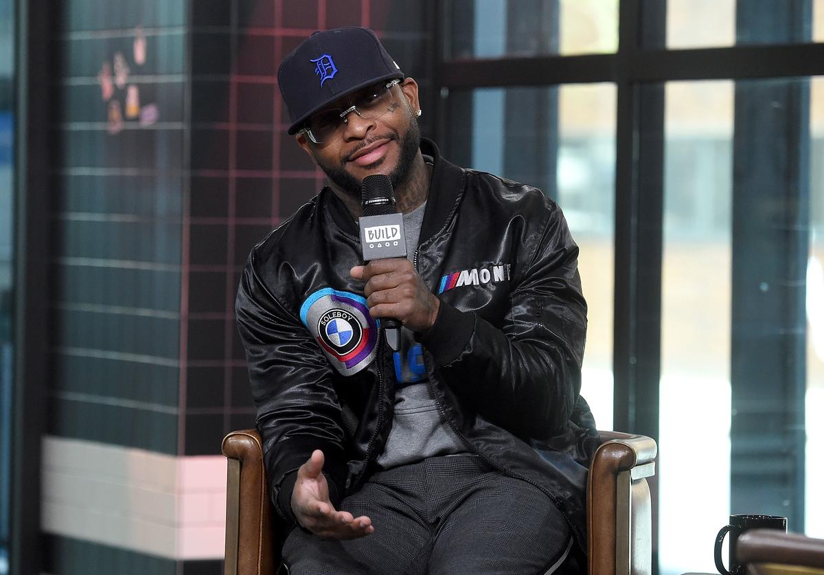 Royce da 5'9'' visits Build Series at Build Studio on May 1, 2018 in New York City